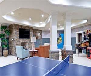 Atlanta basement remodeling
