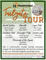 Tailgate Tour Flyer