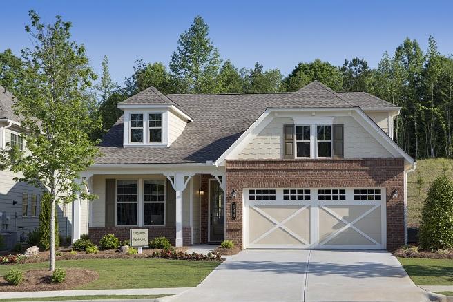 Ashford home plan