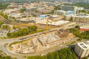 Seven88 West Midtown Construction Update October 3 2019