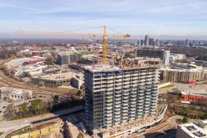 Seven 88 Construction Progress
