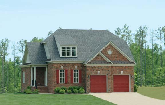 Richmond new homes at the Villas at Grey Oaks