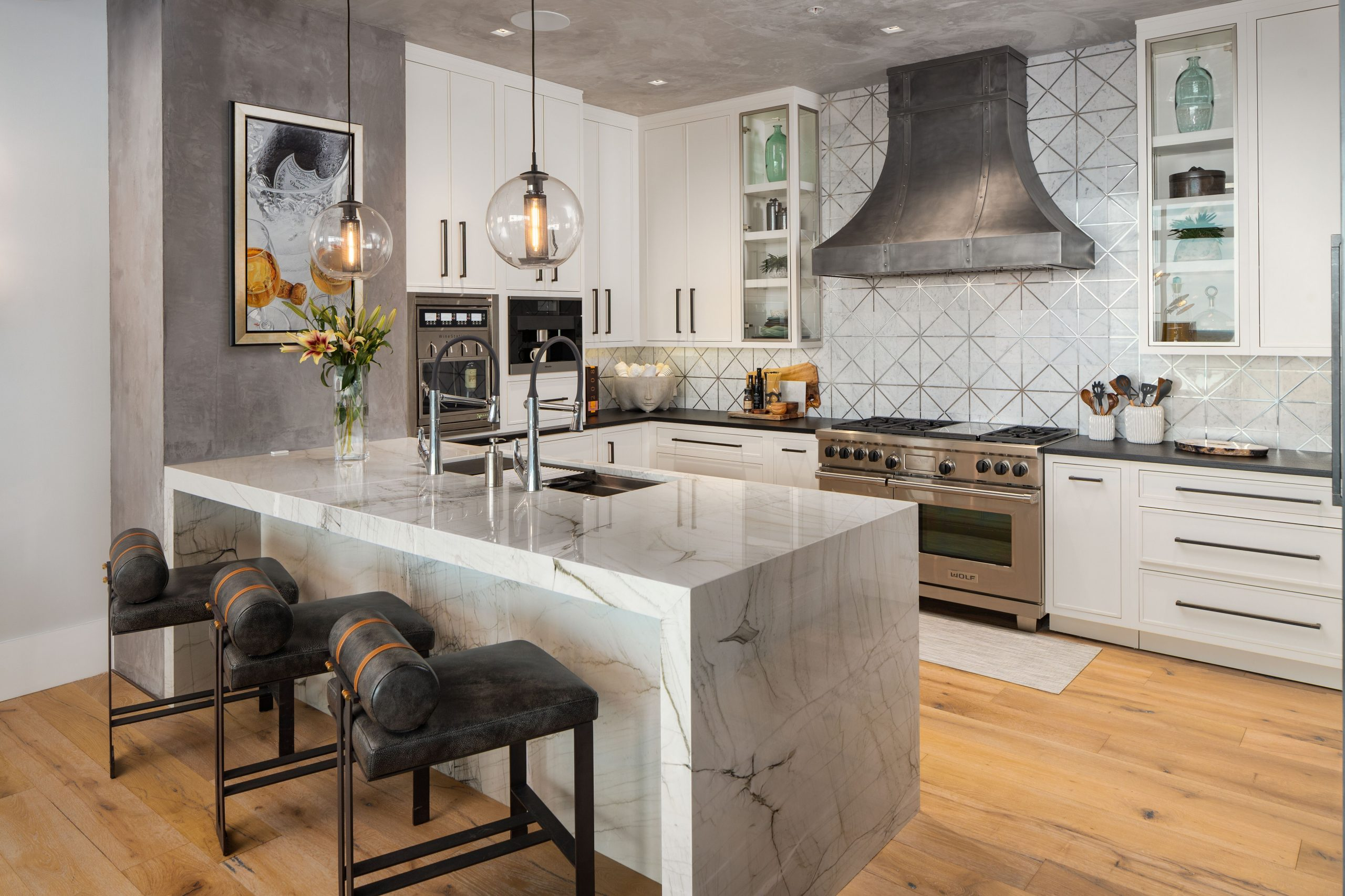 Crosby Design Group Celebrates Completion of Loews Atlanta Hotel Penthouse