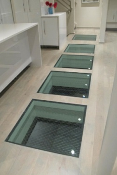 Kansaas City Urban Renewal Glass Floors