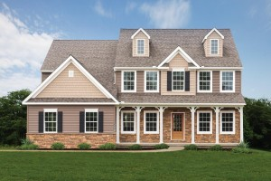 Keystone home