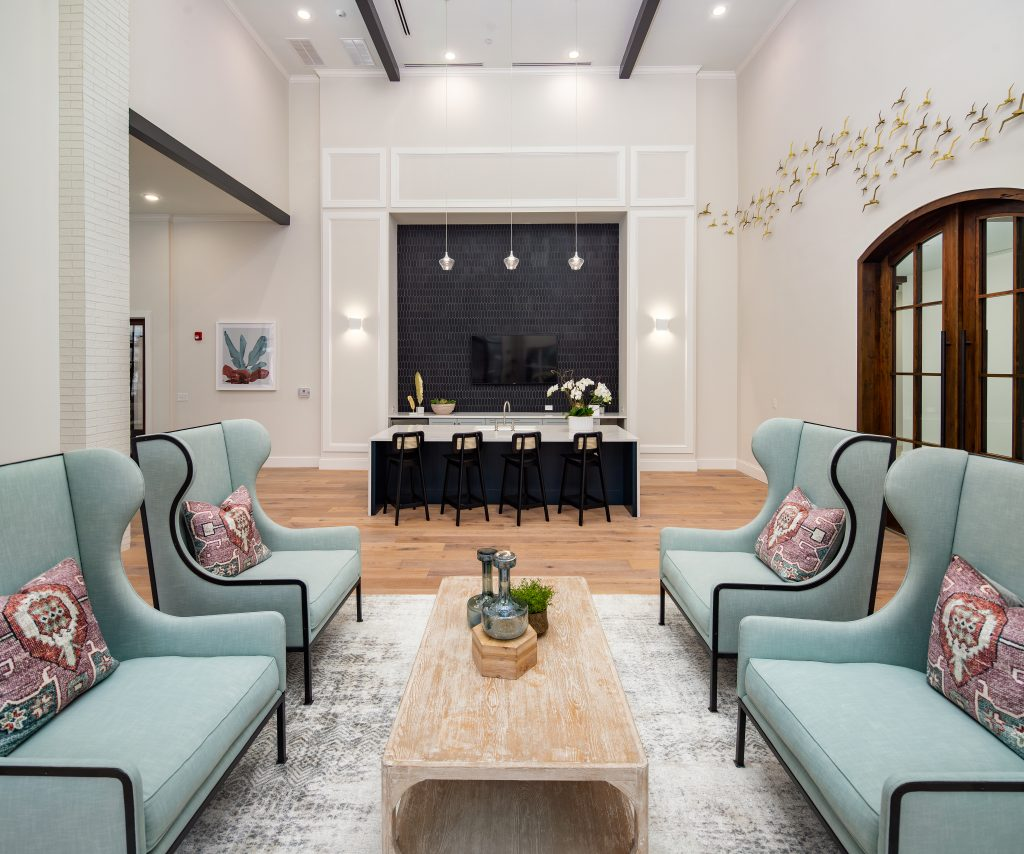 Crosby Design Group Completes Multi-Family Project at The Catherine of Roswell