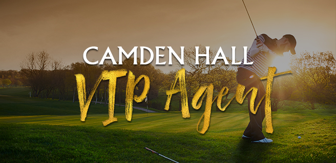 Become a Camden Hall VIP Agent Ahead of Official Release