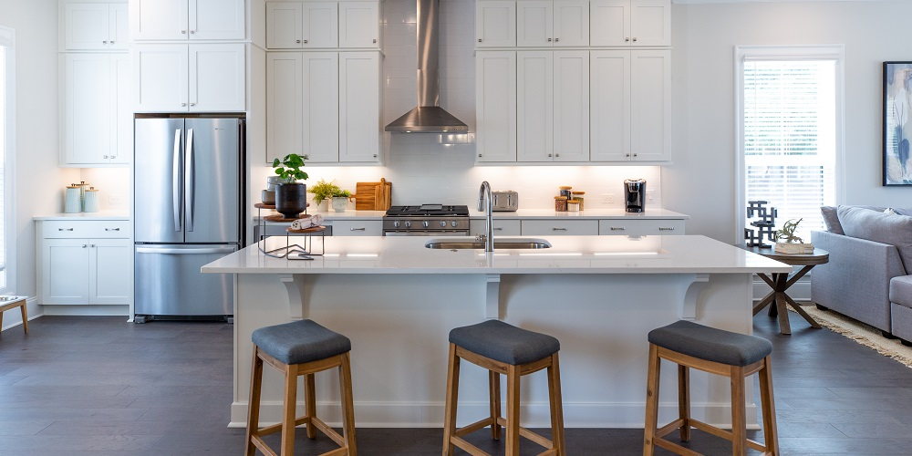 The Providence Group Opens Three Decorated Models at The Maxwell
